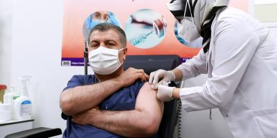 Turquía supera el millón de inmunizados con la vacuna china Sinovac