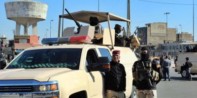 Suben a 20 los muertos en un ataque terrorista suicida en el centro de Bagdad