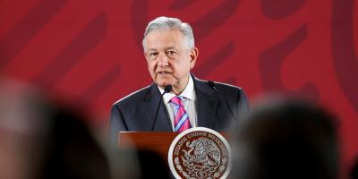 """El presidente de México ve """"muy bien"""" el plan migratorio de Biden"""
