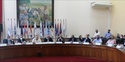 El Congreso de Intendentes solicitó al Poder Ejecutivo que parte del Fondo Coronavirus vaya a los gobiernos departamentales