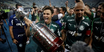Palmeiras campeón de la Copa Libertadores