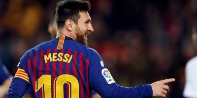 Messi firmó con el Barca el contrato más caro del deporte