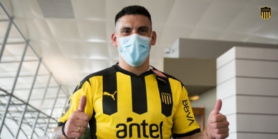 """Pereira llega a Peñarol a """"sumar y dar una mano"""""""