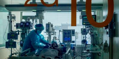 Portugal, con récord de enfermos en UCI, recibe ayuda de Alemania