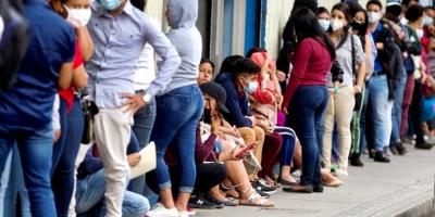 Ecuador registra 253.339 positivos de la covid y roza los 15.000 fallecidos
