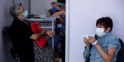 Chile supera los 380.000 inoculados tras dos jornadas de vacunación masiva