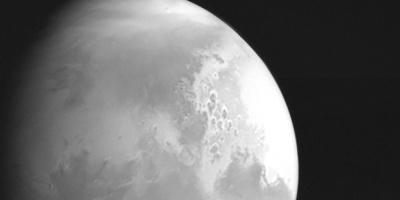 Sonda china a Marte manda fotografía del planeta a 2,2 millones de kilómetros