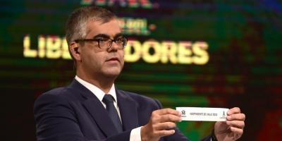 Los seis equipos de la fase inicial de la Libertadores conocen a sus rivales