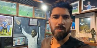 "El ""Loco"" Abreu vuelve a Brasil para jugar en el 30º club de su carrera"
