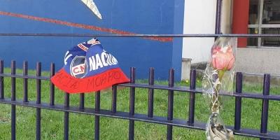 Nacional llora la muerte del 'Morro' García, exfutbolista del club