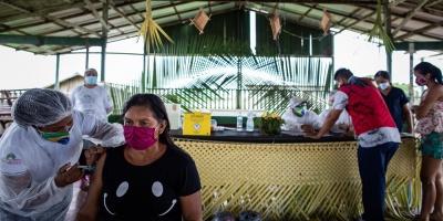 Brasil supera los nueve millones y medio de casos de COVID-19