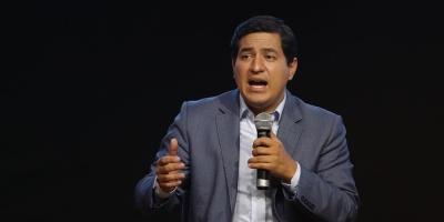 Arauz gana comicios en Ecuador pero necesitará segunda vuelta