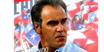 El uruguayo Martín Lasarte es el nuevo seleccionador de Chile
