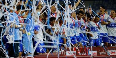 Universidad Católica se corona tricampeón del fútbol chileno