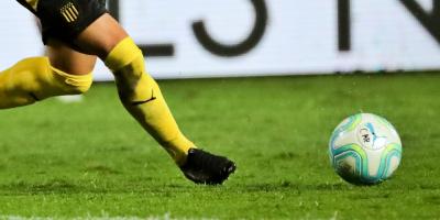 Peñarol ganó por 1-0 a Rentistas en el Complejo Rentistas