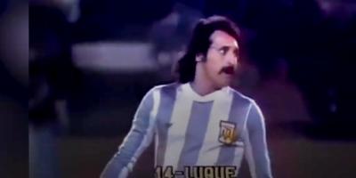 Murió Leopoldo Luque, campeón del mundo con Argentina en 1978