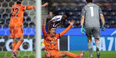 El Oporto sorprende al Juventus