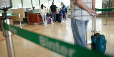 La actividad turística de México cae un 34,1 % en el tercer trimestre de 2020