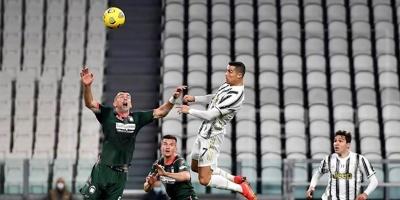 Cristiano reactiva a Juventus