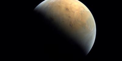 NASA divulga el primer video y sonido del aterrizaje de Perseverance en Marte