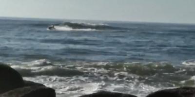 Un joven de 26 años murió ahogado en una playa de la Fortaleza de Santa Teresa