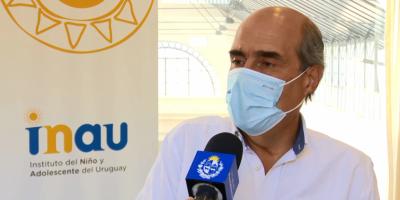 El INAU envió al MSP una plantilla de unos 15 mil trabajadores habilitados para vacunarse contra la COVID-19