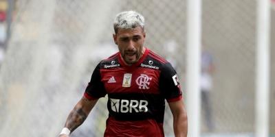 De Arrascaeta y la discreta habilidad del creativo del Flamengo bicampeón