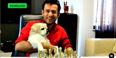 El gran maestro armenio Levón Aronián anuncia que representará a EEUU