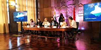 """IM anunció creación de Fondo """"Óscar Maggiolo"""" para financiar proyectos de investigación en limpieza, medioambiente y movilidad"""