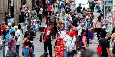 Brasil vuelve a tener un día crítico y se aproxima a once millones de casos