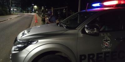 Prefectura dispersó en Maldonado a 650 personas en diversos puntos de la playa Mansa