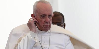 El papa llegó a Roma de regreso de su histórico viaje a Irak