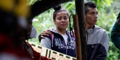 Refuerzan equipos para hallar a 11 mineros atrapados en una mina de Colombia