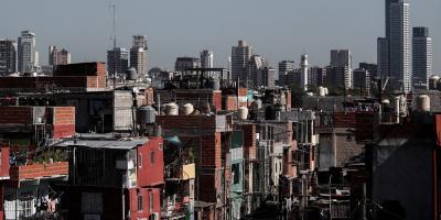 La pobreza urbana en Argentina subió al 42 % en el segundo semestre de 2020