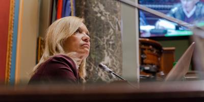 La Cámara de Senadores emitió un mensaje para frenar el aumento de casos