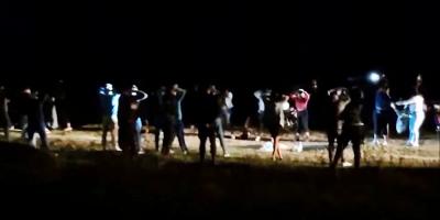 Intendencia de Salto debió intervenir en 6 fiestas clandestinas y anunció multas