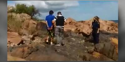 Detuvieron a dos rapiñeros que robaron a un taxista en Piriápolis