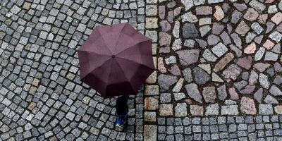 Pronostican importantes lluvias en el Sur del país desde el viernes y hasta el sábado inclusive