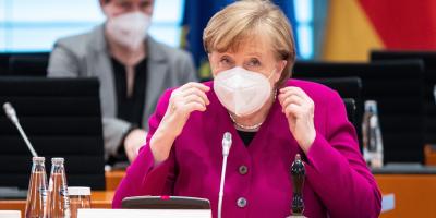Merkel, partidaria de un nuevo cierre de la vida pública para todo el país