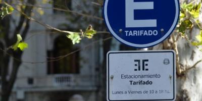 Edil blanco pide suspender transitoriamente el cobro del estacionamiento tarifado en el centro de Montevideo