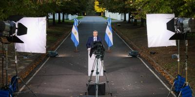 Argentina decretó nuevas restricciones ante récord de casos de covid-19