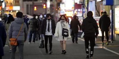 Japón endurecerá medidas anticovid en Tokio y no descarta ampliar a más zonas
