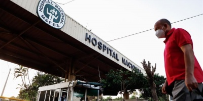 Paraguay extiende periodo de restricciones de circulación para frenar casos