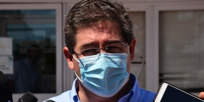 Cipriani reafirmó que no hay colapso del sistema sanitario