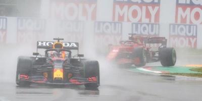"""Verstappen: """"Ha sido una victoria difícil"""""""