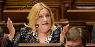 "Graciela Bianchi: ""En Uruguay no hay hambre feroz"""
