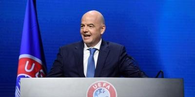 Infantino reafirma el rechazo de la FIFA a la Superliga