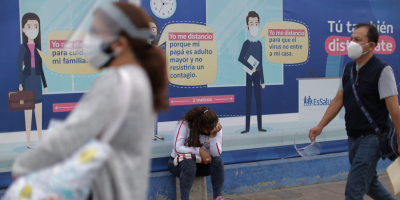 Perú descarta cuarentena total pese a incremento de casos y muertes por covid