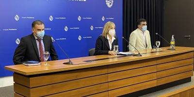 Intendentes del FA plantearon medidas al Gobierno para mitigar efectos de la pandemia