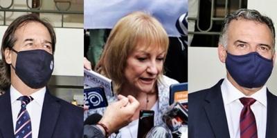 """Los intendentes de Montevideo y Canelones se mostraron contrarios a la propuesta que analiza el Gobierno de instrumentar """"jornales solidarios"""" financiados por el Fondo Coronavirus"""